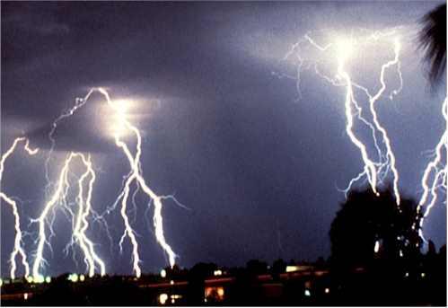 Tips Keselamatan Ketika Terjadi Badai Petir